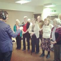 Irish Pensioners Choir recorded by RTE Radio in 2014