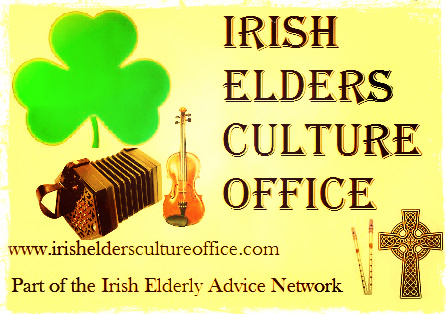 Irish Elders Culture Office Logo