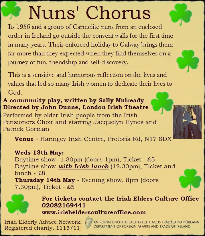 Nuns Chorus poster final final final