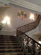 Embassy stairs